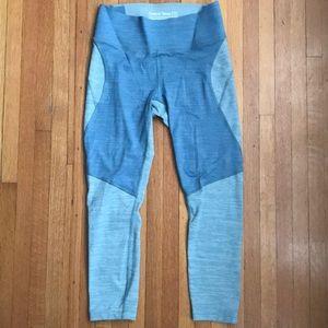 Outdoor Voices TechSweat color block leggings!